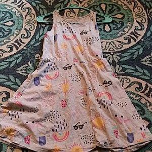 Cat&jack girls dress size XL 14/16